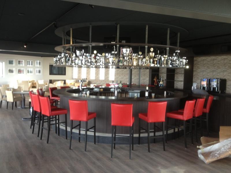 Nieuwe bar bij Pioniers Hoofddorp