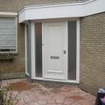 Deze deur is door Van der Veldbouw uitgebouwd
