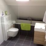 Badkamer, WC en Bad verbouwing